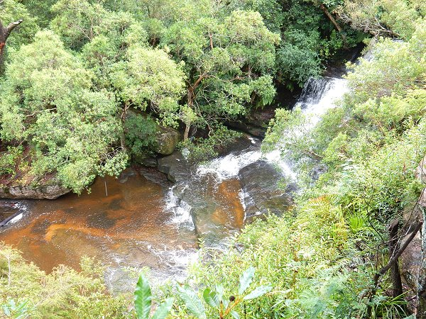 Photo of Middle Somersby Falls