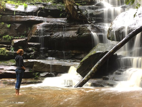 Lower Somersby Falls photo