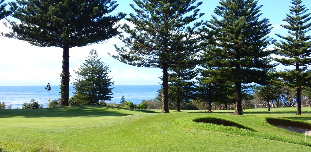 Shelly Beach Golf Course photo