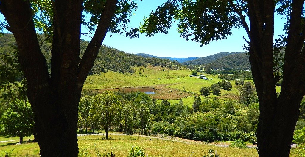 Yarramalong Valley photo
